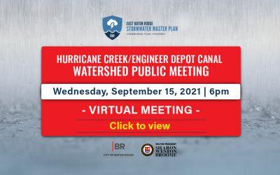 Hurricane Creek Watersheed YouTube